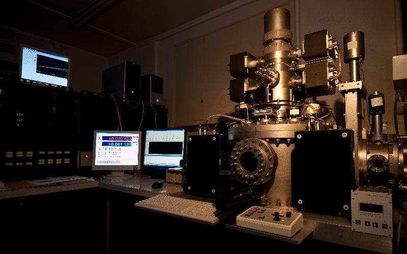 Elektronový litograf Tesla BS600, konfigurace 2012
